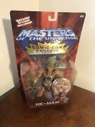 2002 Hasbro Sdcc Exclusive Masters Of The Universe Motu He-man 920 Of 1000