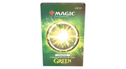 Commander Collection Green Premium Foil Mtg Magic The Gathering New