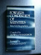 Compendium Of Nativities Paperback Compiled By Harrison