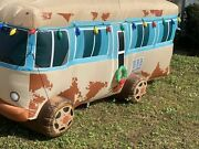 Cousin Eddie Camper Rv Scene Inflatable - National Lampoon's Christmas Vacation