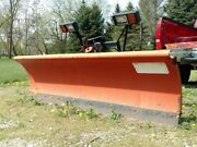 Western Unimount Snow Plow 7.5and039