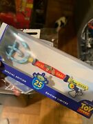 Disney Toy Story 25th Anniversary Boxed Collectible Key Le One Of A Kind 1/1
