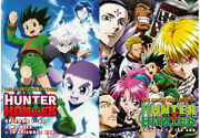 Hunter X Hunter Complete Anime Series Collection + Movies + Oav Dvd 1999, 2011