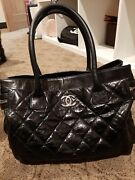 Tote Vintage No Flaws Hard To Get Amazing Contionfit All And Have Pouch