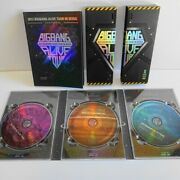 2012 Bigbang Alive Tour In Seoul 3dvd Limited Edition