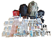 2 Person Ultimate Bug Out Bag Package