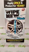 Wipe New Wheel And Tire Restoration Kit As Seen On Tv Free Shipping