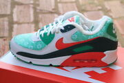 Nike Air Max 90 Nordic Christmas Sweater Mens 9.5 Dc1607-100 Reay To Ship