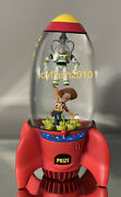 Disney Park Toy Story 25th Anniversary Light Up Snowglobe Limited Edition 2,500