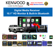 Kenwood Dmx9720xds Stereo Upgrade To Suit Toyota Landcruiser 100series 1999-2006