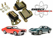 Energy Suspension 3.1120g Complete Engine And Transmission Mount Set New Usa