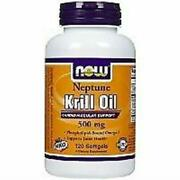 Now Foods Neptune Krill Oil 500mg 120 Softgels Sold By Hero24hour Thank You