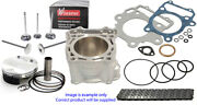 Yamaha Yz250f Wossner Top End Rebuild Kit With Cylinder 2008 - 2013