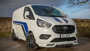 2018+ Full Body Kit For The Ford Transit Custom With Wide Arches Plastic