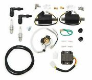 Electronic Ignition Kit - Charlieand039s Place - Honda Cb/cl/sl350k - 1969-1973