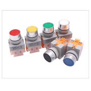 Momentary Off-on N / O Push Button Switches 110v 10a 22mm Y090 Lay37