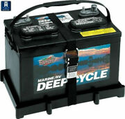 Th Marine Battery Tray With Stainless Steel Buckle 24 Series Nbh-24-ssc-dp