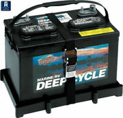 Th Marine Battery Tray With Stainless Steel Buckle 31 Series Nbh-31-ssc-dp