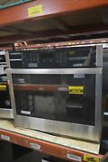 Ge Jts3000snss 30 Stainless Electric Single Wall Oven Nob 48638