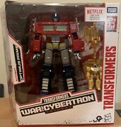 Transformers Netflix 2020 War For Cybertron Lot Of 5with Optimus Prime..