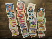Pick From List 1986 1987 Topps Garbage Pail Kids Cards Series 2 3 And More