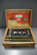 Dumont 40a Keyway Broach Set Minute Man Free Shipping