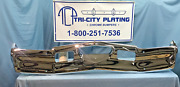 1965 65 Oldsmobile 88 98 Starfire Front Bumper Show Quality Chrome