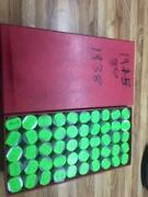 1909 Through 1930 Lincoln Wheat Cents Total Coins 1,382 Average Grade