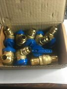 Legend Valve 1/2 T-3000 Gas Ball Valve, New, Free Shipping, Lot Of 9