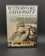 Zink Calls Waterfowl University 1st Base Goose Dvd Disc And Case Only
