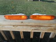 1991 1992 1993 Nissan Nx 2000 1600 Passenger And Driver Side Turn Signal 91-93