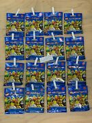 Lego 8684minifigure Series 2 Complete Set 16 Factory Sealed Packages - Lot B