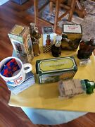 Vintage Avon Cologne/after Shave Bottles Cars Automobiles Lot Of 4 Never Opened.