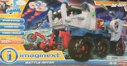 Imaginext Battle Rover Collectors New In Box