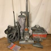 Kirby Sentria Model G10d Bagged Vacuum Cleaner And Carpet Shampoo System + More