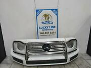 19 20 Mercedes G-class Bumper Cover Front - 463 Type G550 Complete