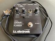 T.c.electronic Scf Guitar Effect Pedal Free Shipping Arrive Quickly