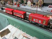 Restored 292 Lionel Train Set With Boxes 1930