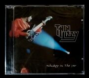 Thin Lizzy Whiskey In The Jar Uk Cd Spectrum Music Sealed