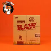 30 Boxes Raw Organic Hemp King Size Slim Rolling Papers Spain Authentic 1 Case