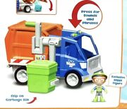 Blippi Truck Talking Recycling Garbage Recycle Vehicle New Release With Figure