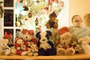 Boyds Bears - Mixed Lot - Christmas - Vintage - Never Used - With Tags