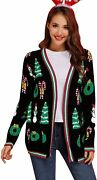 Spadehill Womens Ugly Christmas Pullover Sweaters