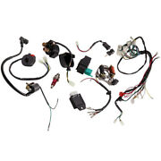 Electric Stator Engine Assembly Wiring Harness Kit For 90cc 110cc 125cc 50cc Atv