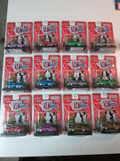 2008 M2 Machines Auto Dreams 12 Days Of Christmas Complete Set Dodge Chevy Ford