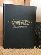 The Geographical Publishing Company's Commercial Atlas Of The World, 1934