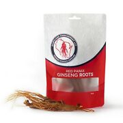 Authentic Panax Ginseng Roots 6 Yr. Old Premium Korean Ginseng 4oz