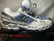 New Balance 806 W806at All Terrain Running Shoes, Gray, Us 9.5 B Ladies
