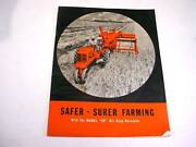 Allis Chalmers 60 All-crop Combine Brochure From The 1930and039s 40 Pages