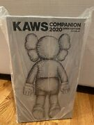 Kaws Companion 2020 Grey White Vinyl Figure Sold Out Online Unopened And In Hand